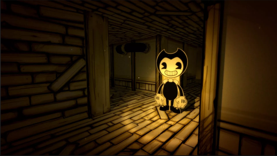 bendy and the ink machine download demo