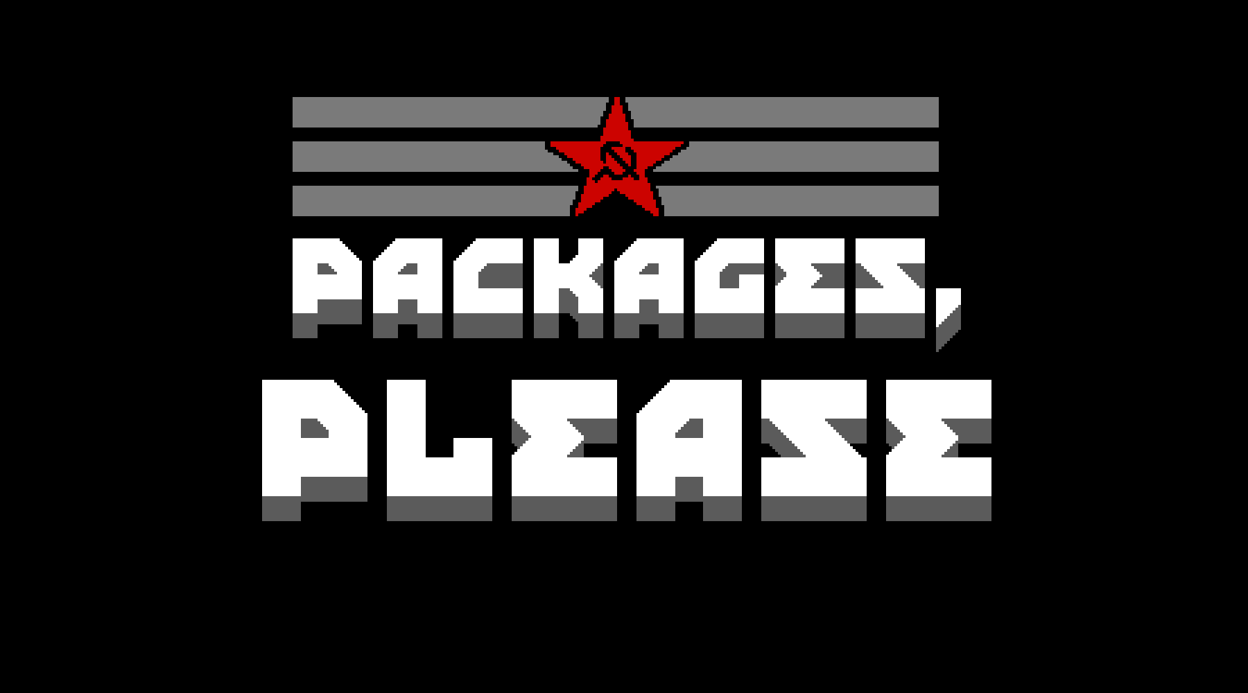Packages, please