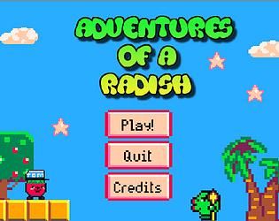 Adventures of a Radish(Full) Thumbnail