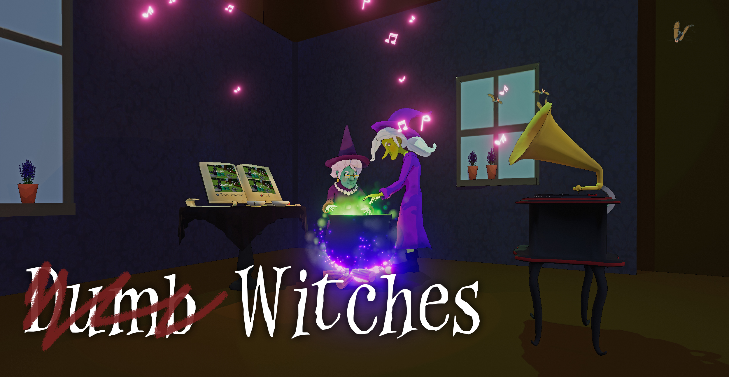 Dumb Witches (Working title)