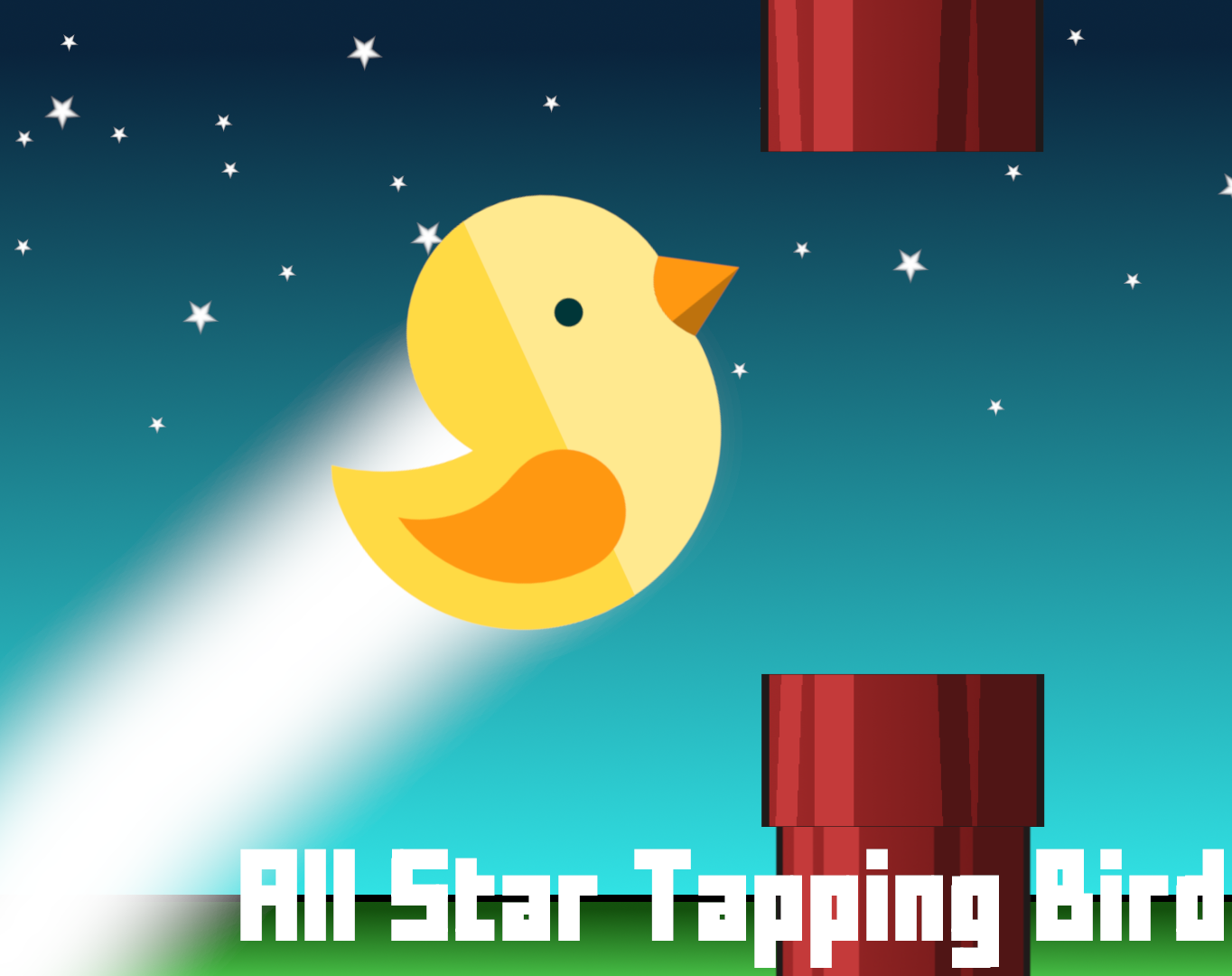 All Star Tapping Bird
