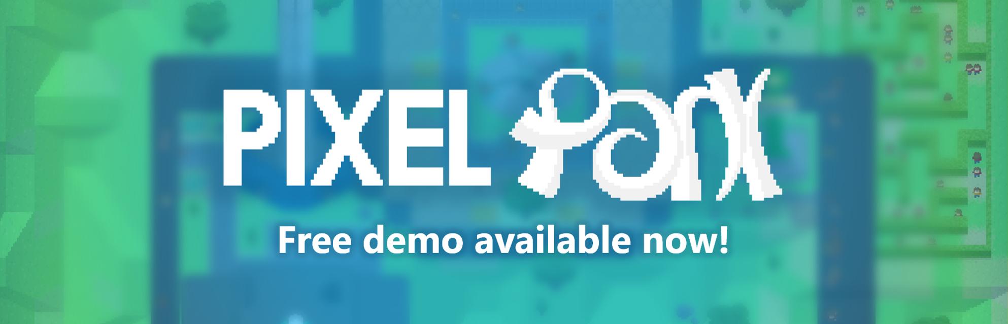 Pixel Park Demo