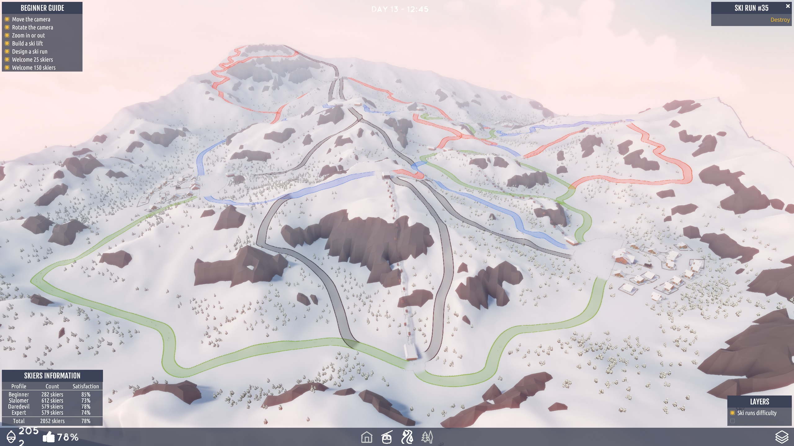 Comments 40 to 1 of 73 - Snowtopia by TeaForTwoGames