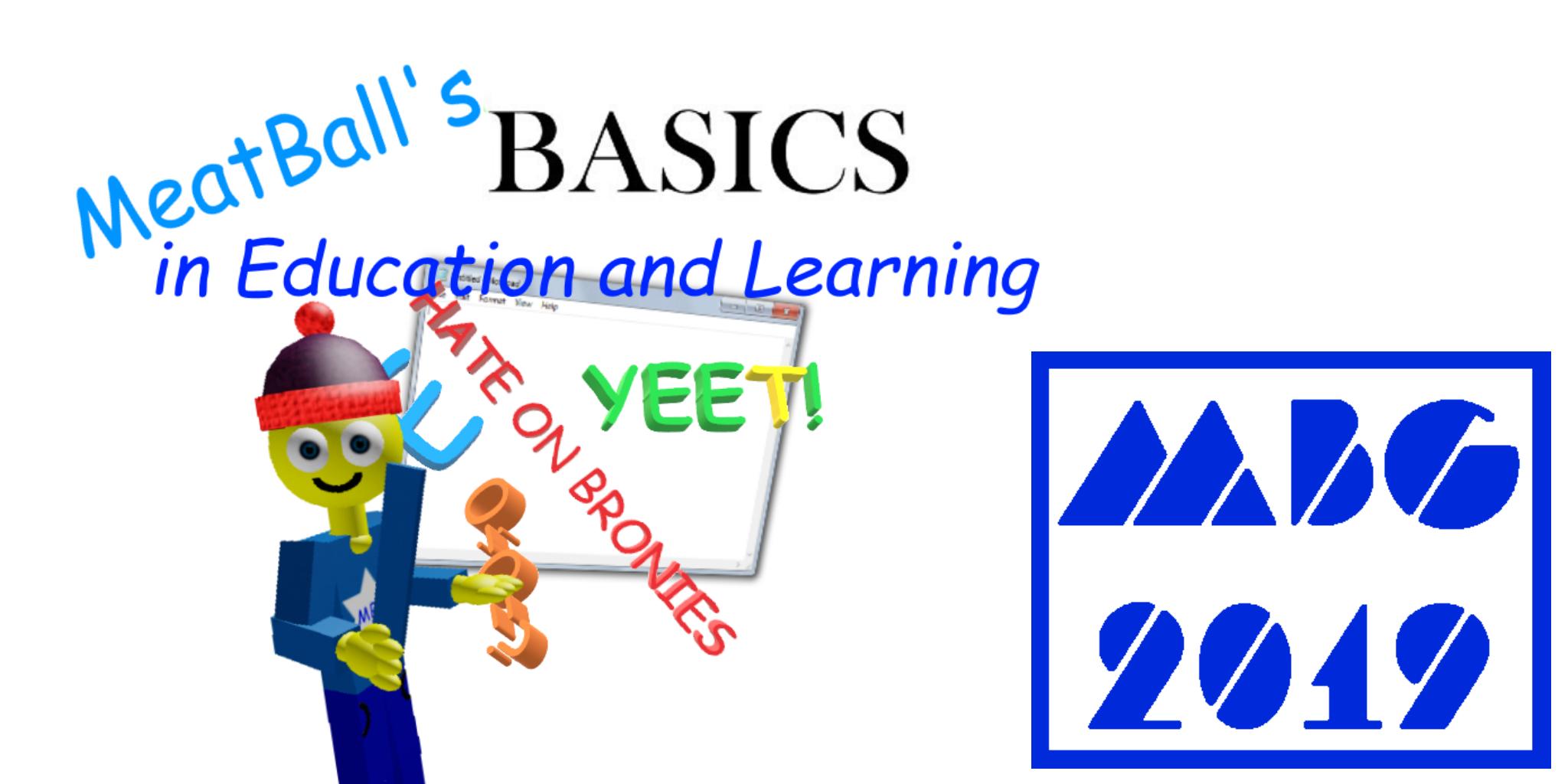 MeatBall's Basics (Baldi's Basics 1.4 mod)