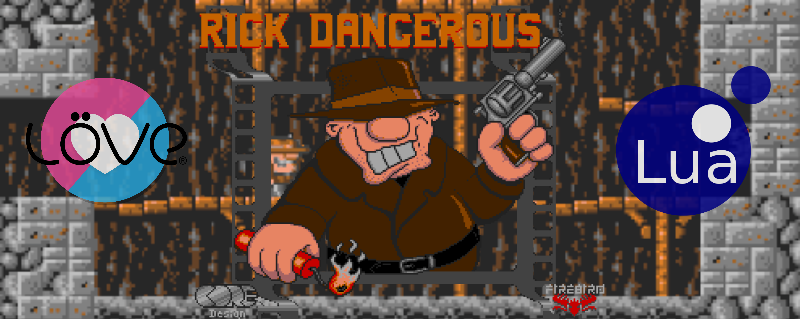 Remake Rick Dangerous
