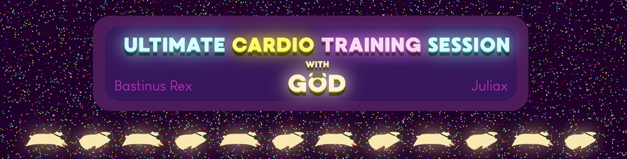 ULTIMATE CARDIO TRAINING SESSION with GOD