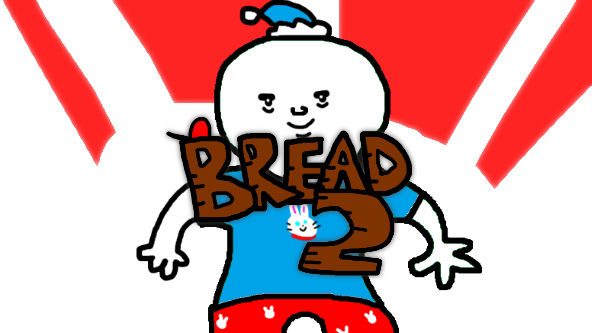 BREAD 2 - An Open World First-Person Adventure Game