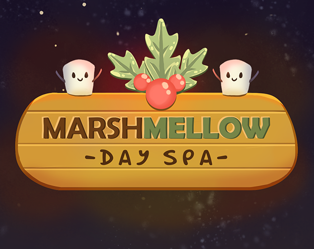 Marshmellow Day Spa by Lesser Panda, Maeve, Curlscurly