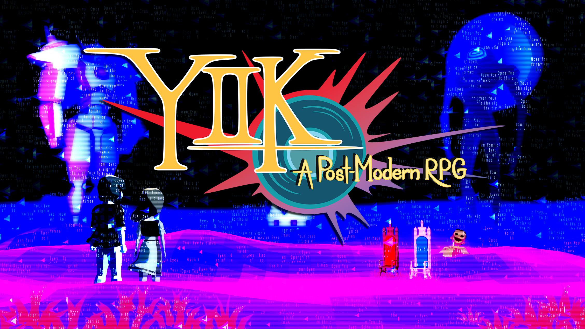 YIIK: A Postmodern RPG