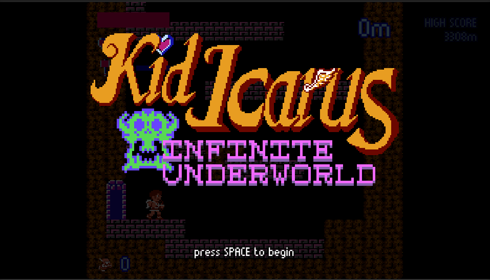 Kid Icarus: Infinite Underworld