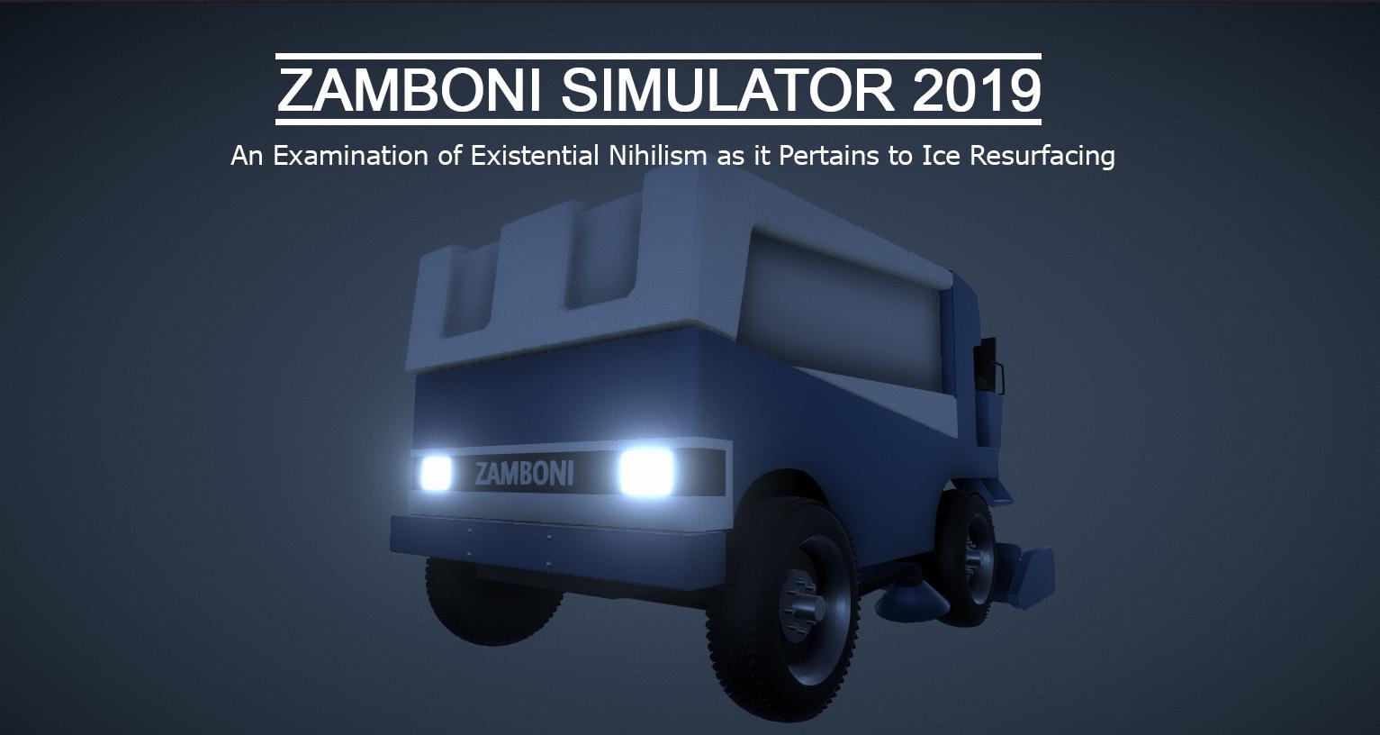 Zamboni Simulator 2019 by Marmot Games
