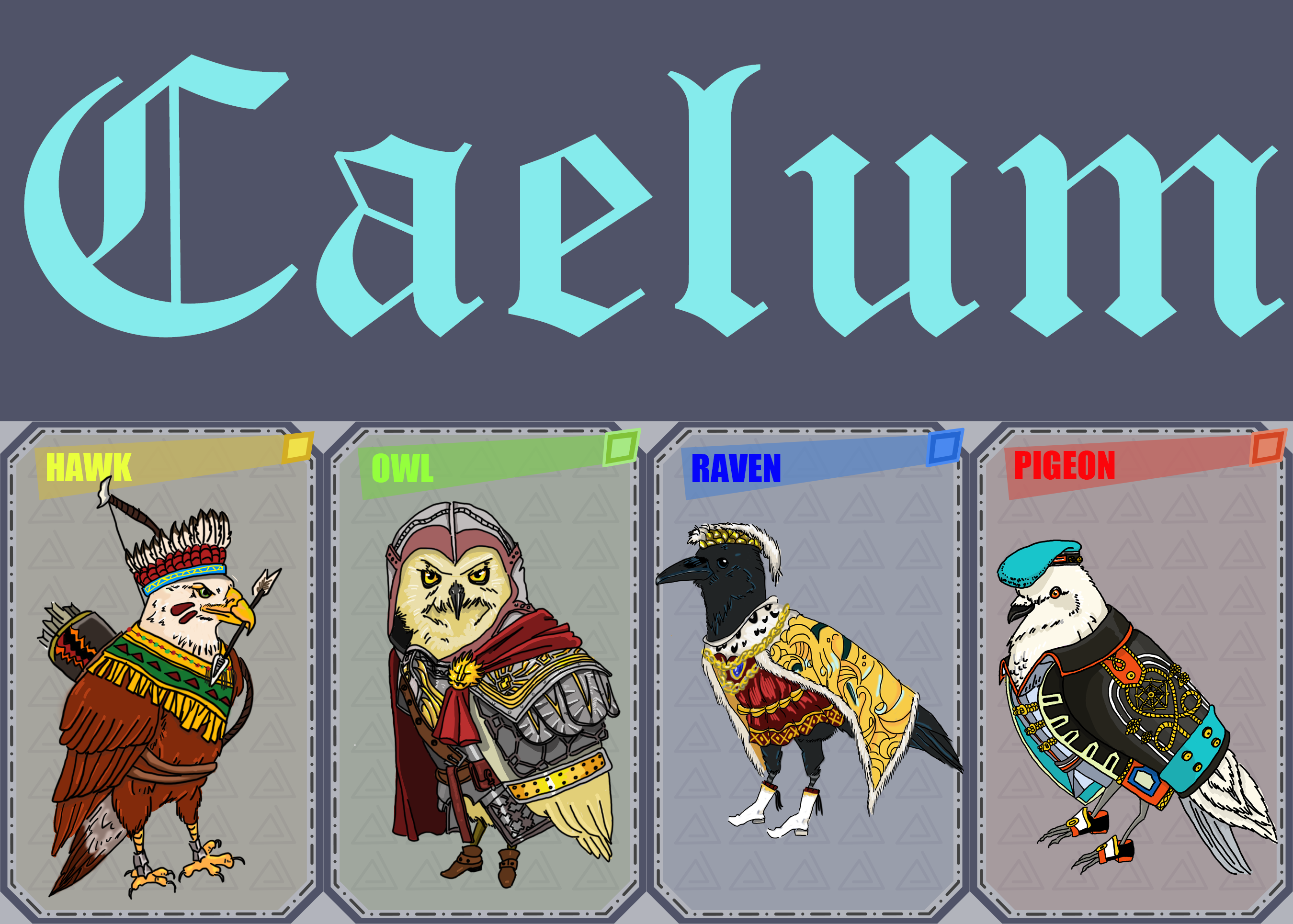 Caelum The Board Game
