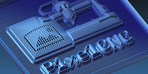 PixelCNC: Fast/Easy CAM for Signs, Engravings, Art, and More! by Deftware  Industries