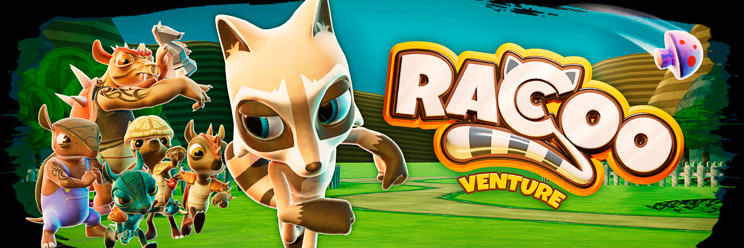 Raccoo Venture - PC Game