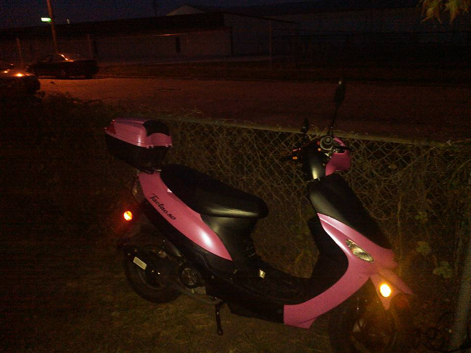 Petty Theft Moped: Terre Haute Stories by sinisterporpoise2