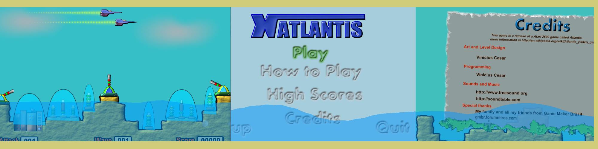 XAtlantis