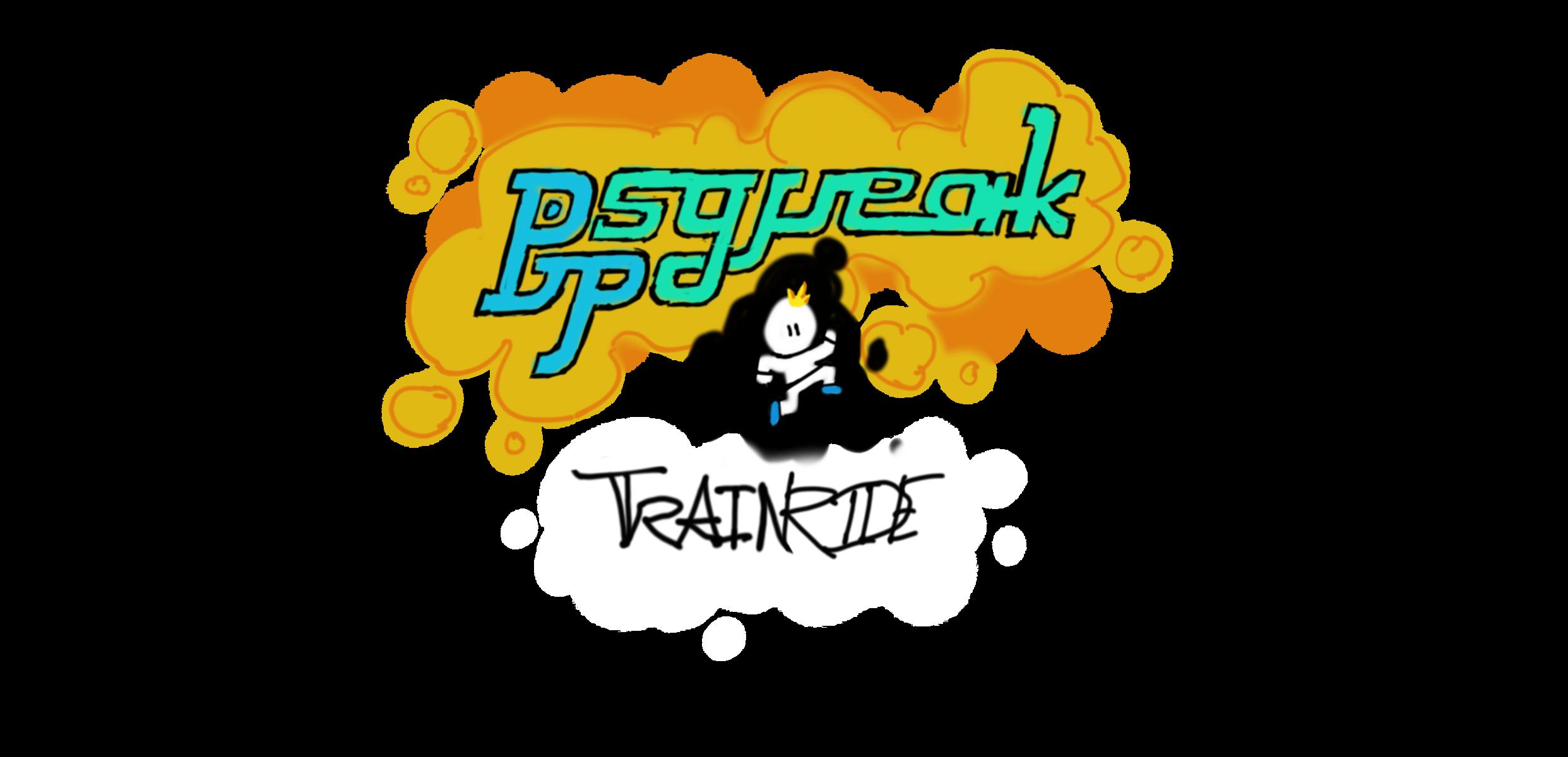 Pipsqueak's Train Ride
