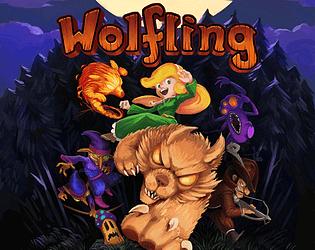 Wolfling [Free] [Platformer] [Windows] [macOS] [Linux]