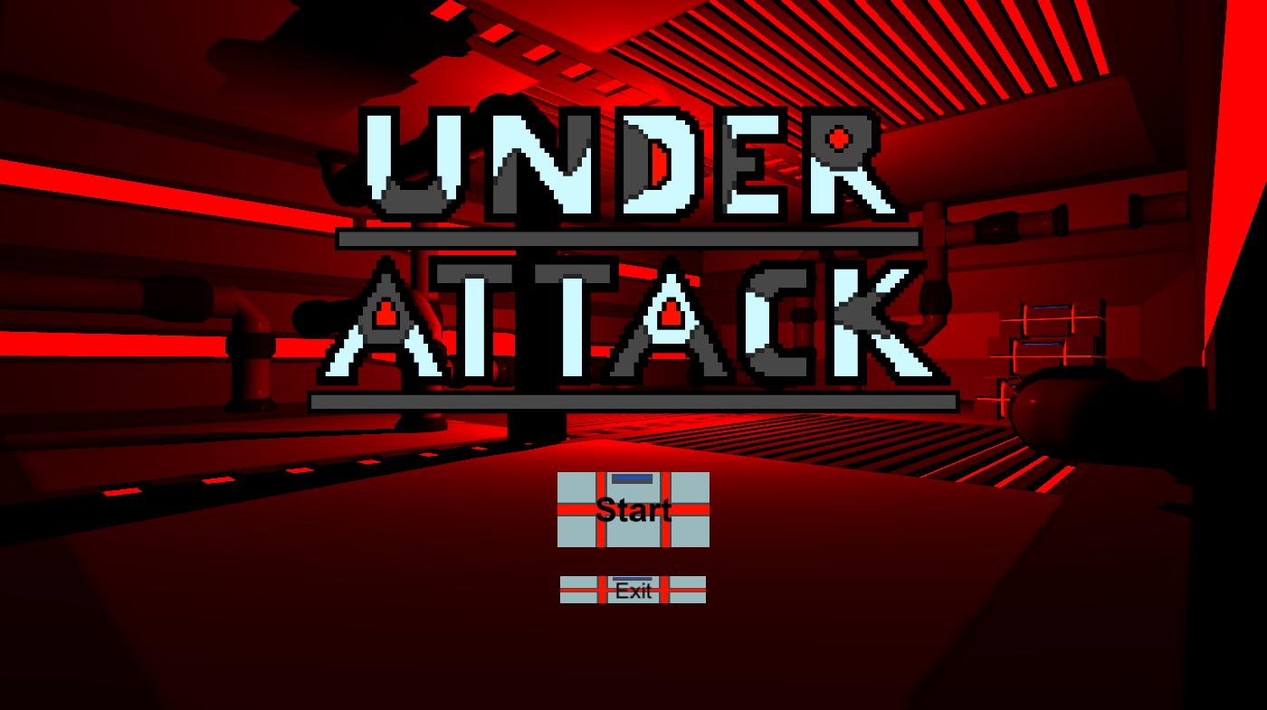 Under attack - Escape Room
