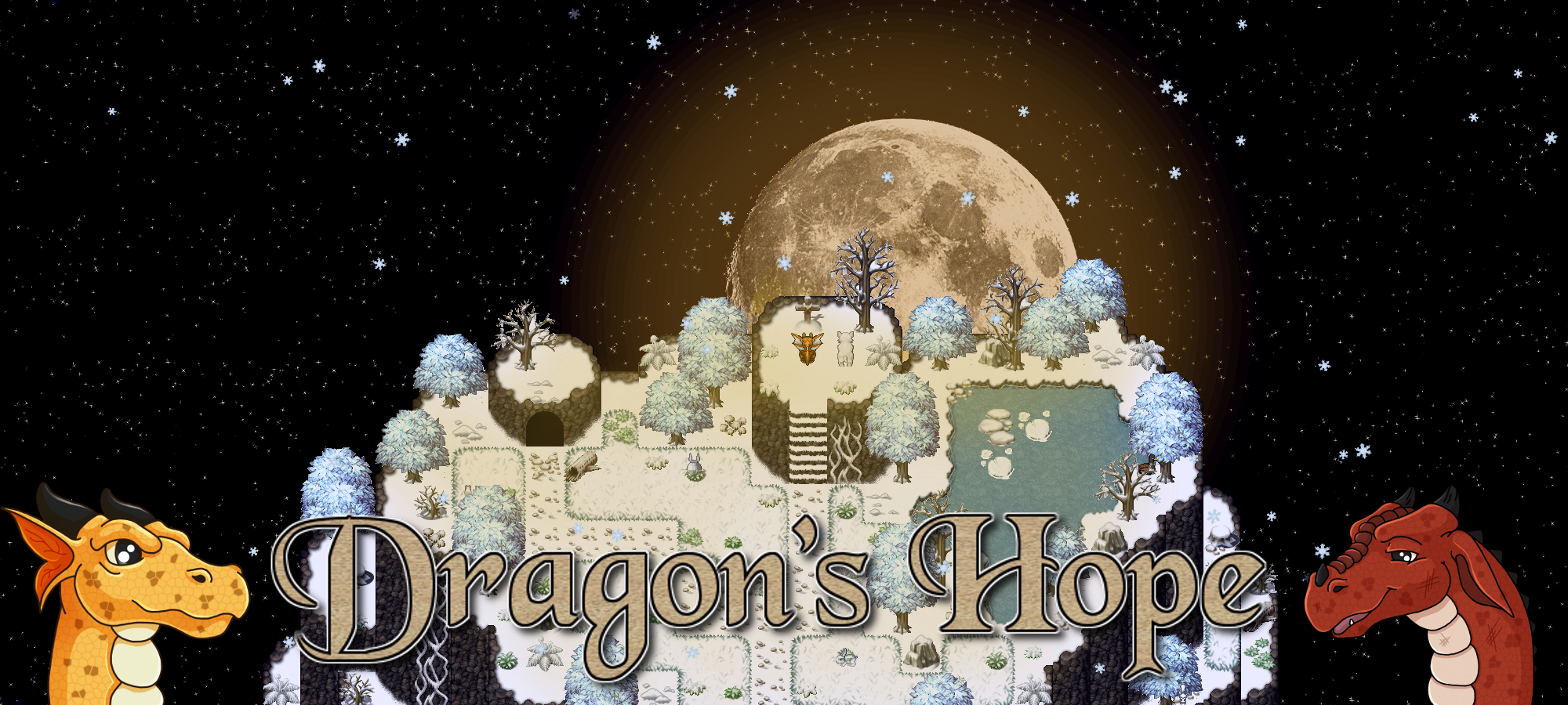 Dragon's Hope - Chapter 1