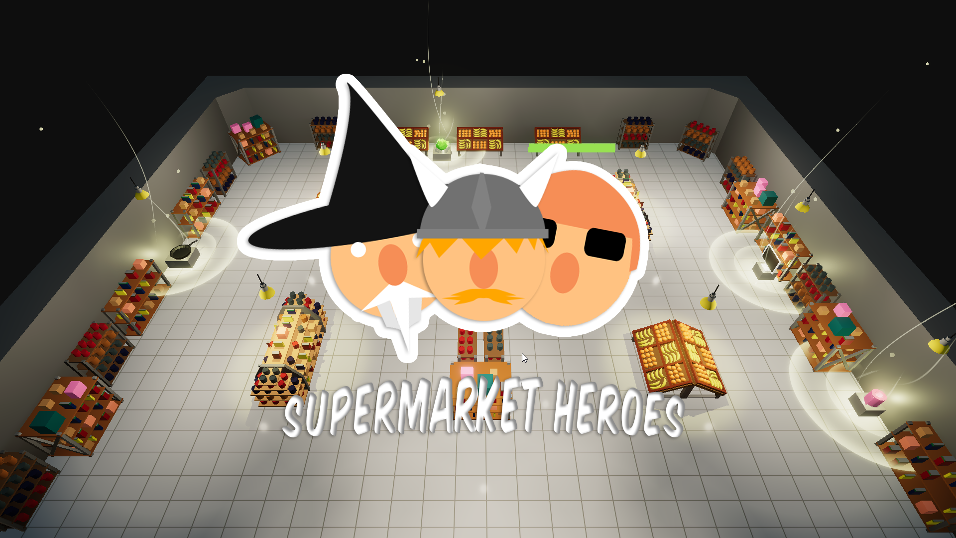Supermarket Heroes