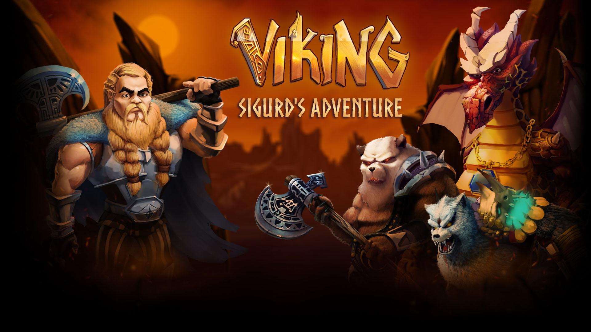 Viking: Sigurd's Adventure