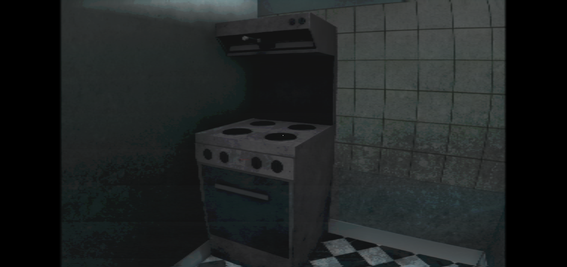 Kitchen - Oven