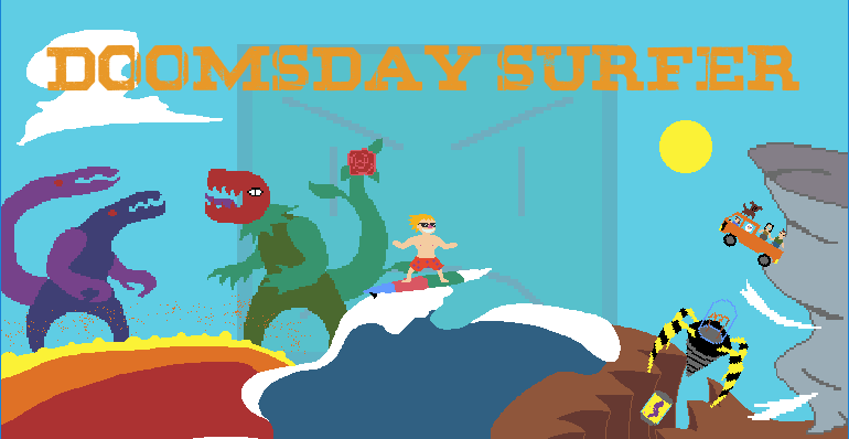 Doomsday Surfer