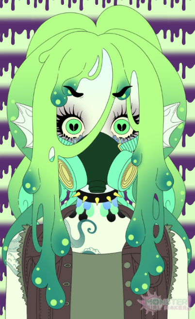 Post by Not From This World in Monster Girl Maker comments