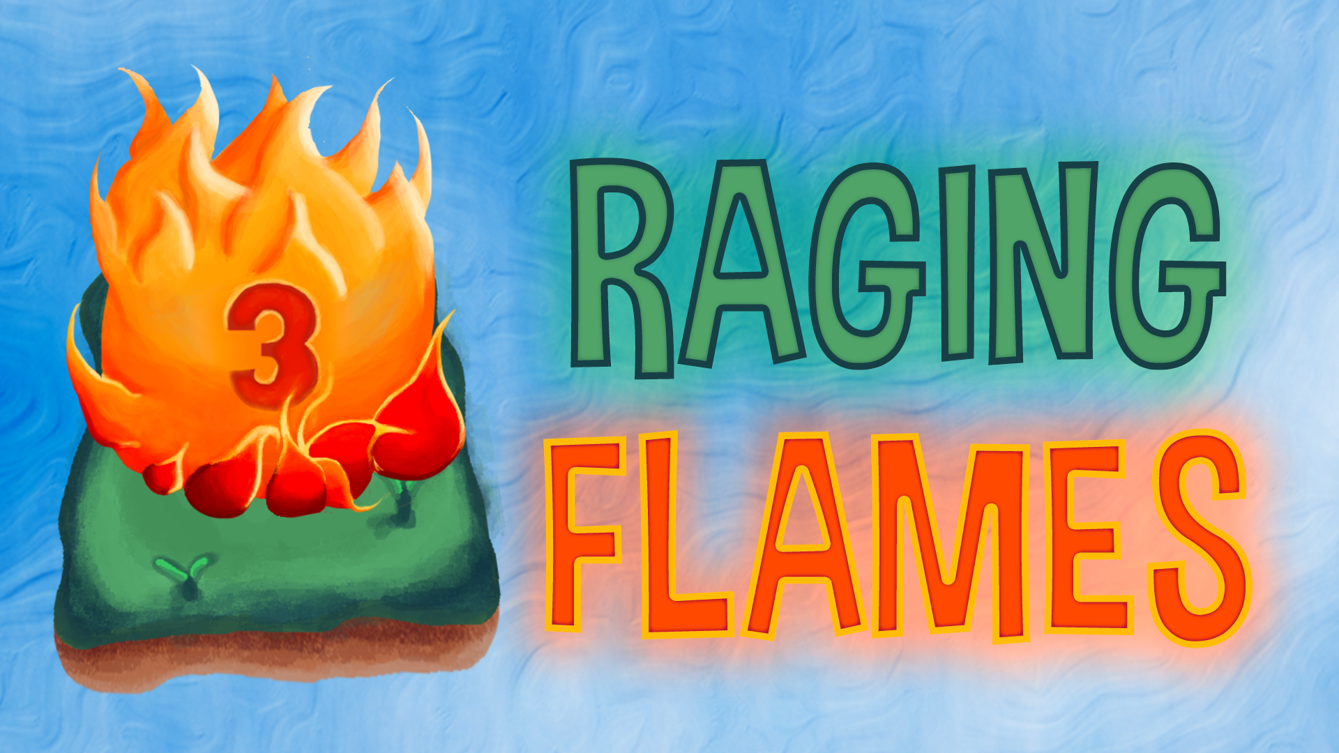 Raging Flames