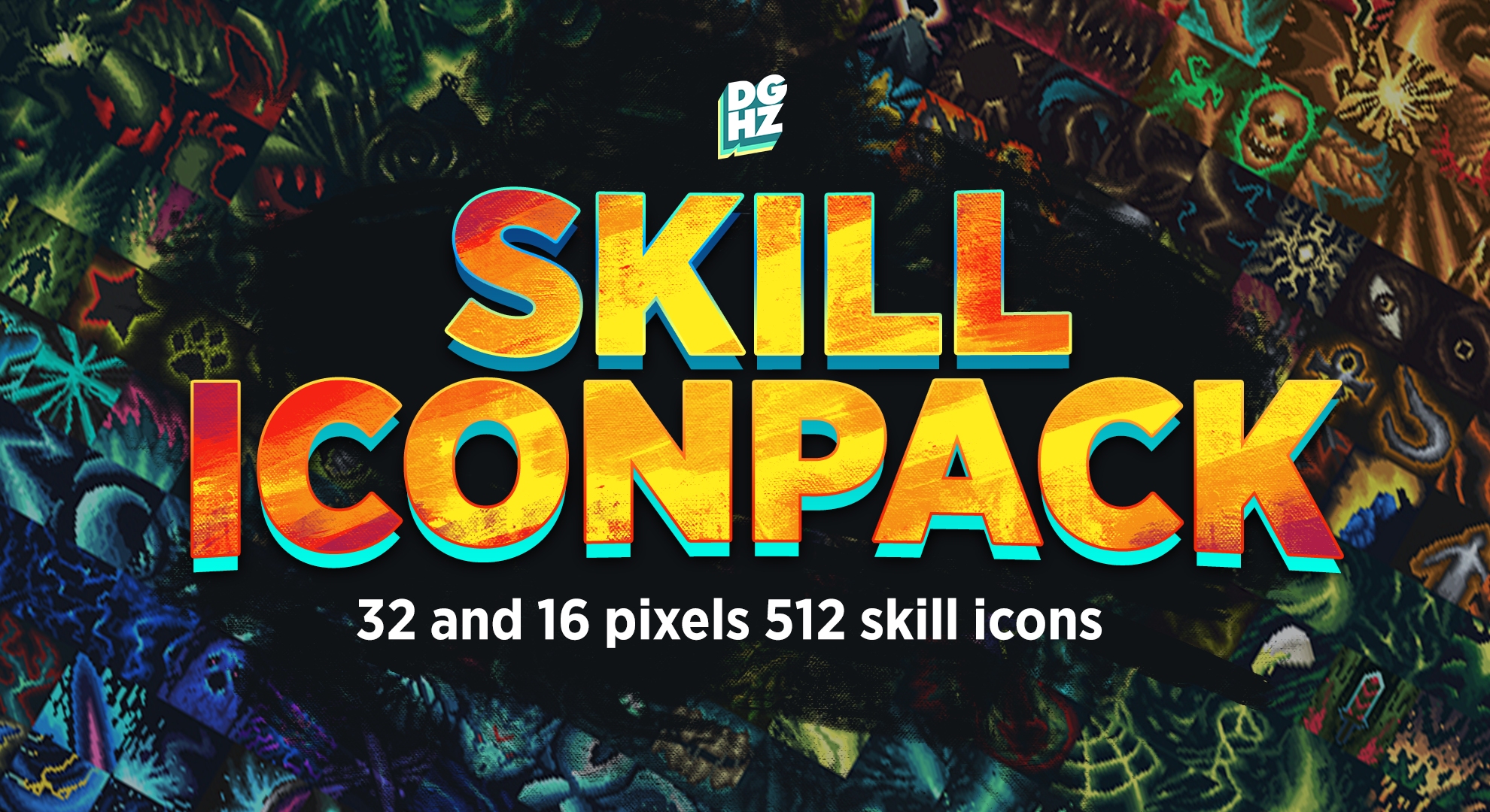 Skill Iconpack