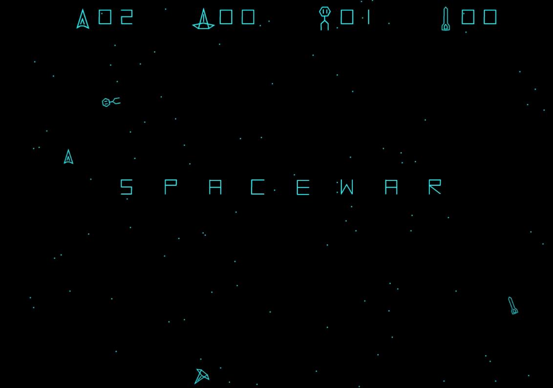 SpaceWar!