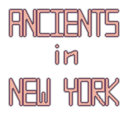 Ancients in New York