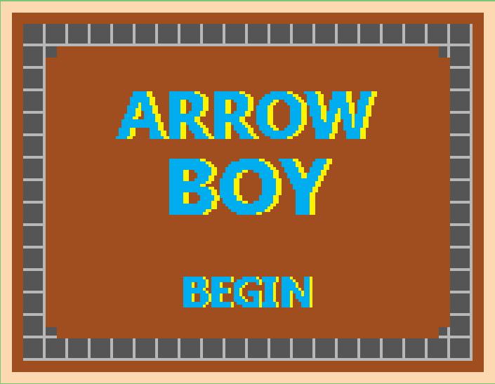 Arrow Boy