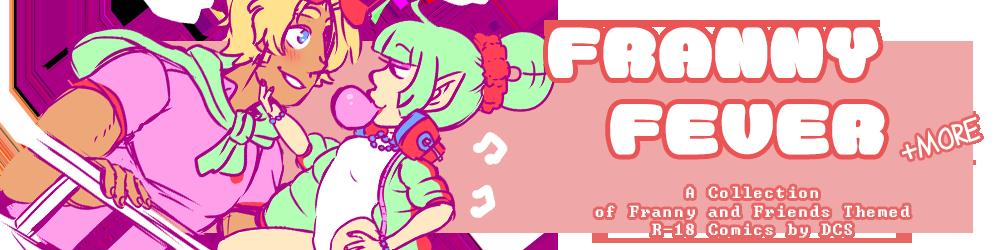 Franny Fever PDF - R18 Full Color Comic