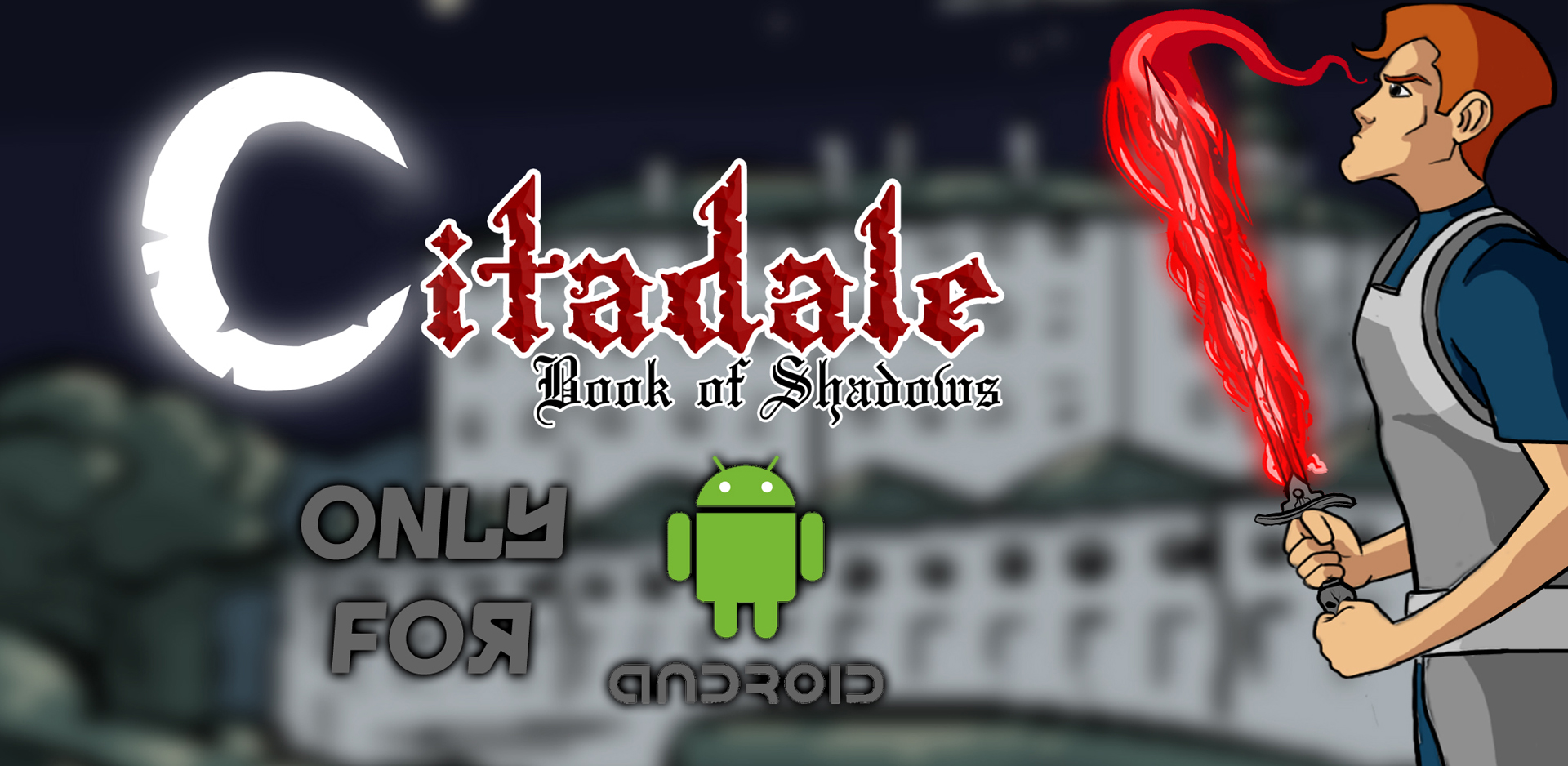 Citadale - Book of Shadows
