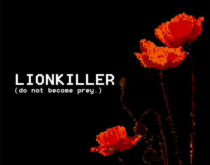 LIONKILLER by Sisi