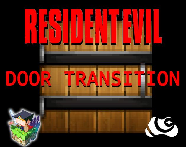 Resident Evil - Door Transition for Rpg Maker MV by Nebula Games