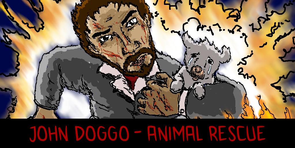 John Doggo - Animal Rescue