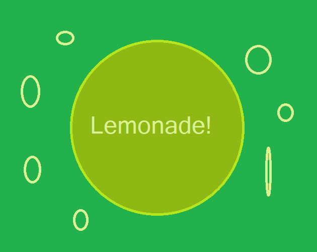 Lemonade Albame: 'Game of the begin'