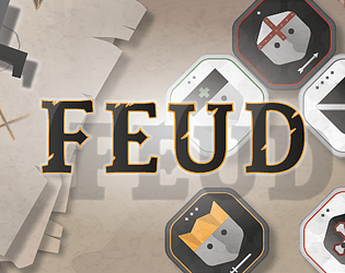 Feud [Free] [Strategy] [Windows] [macOS] [Linux] [Android]