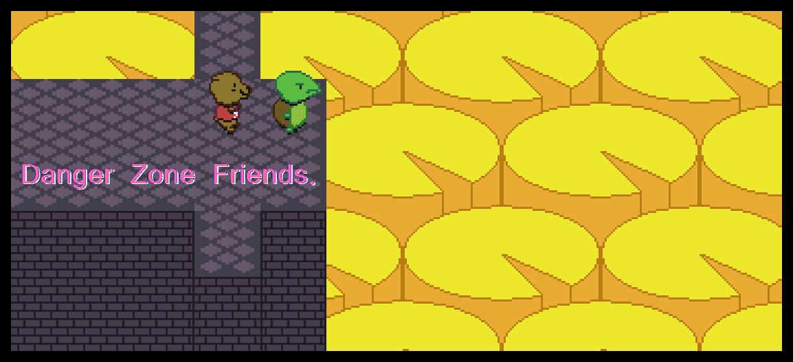 Danger Zone Friends