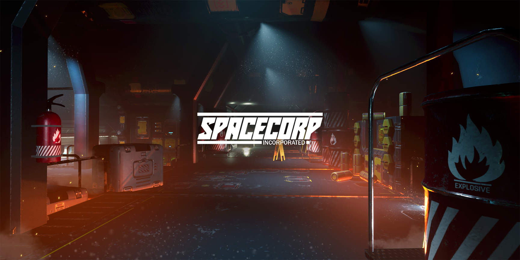 SpaceCorp Engine Room | Rising Star 2019