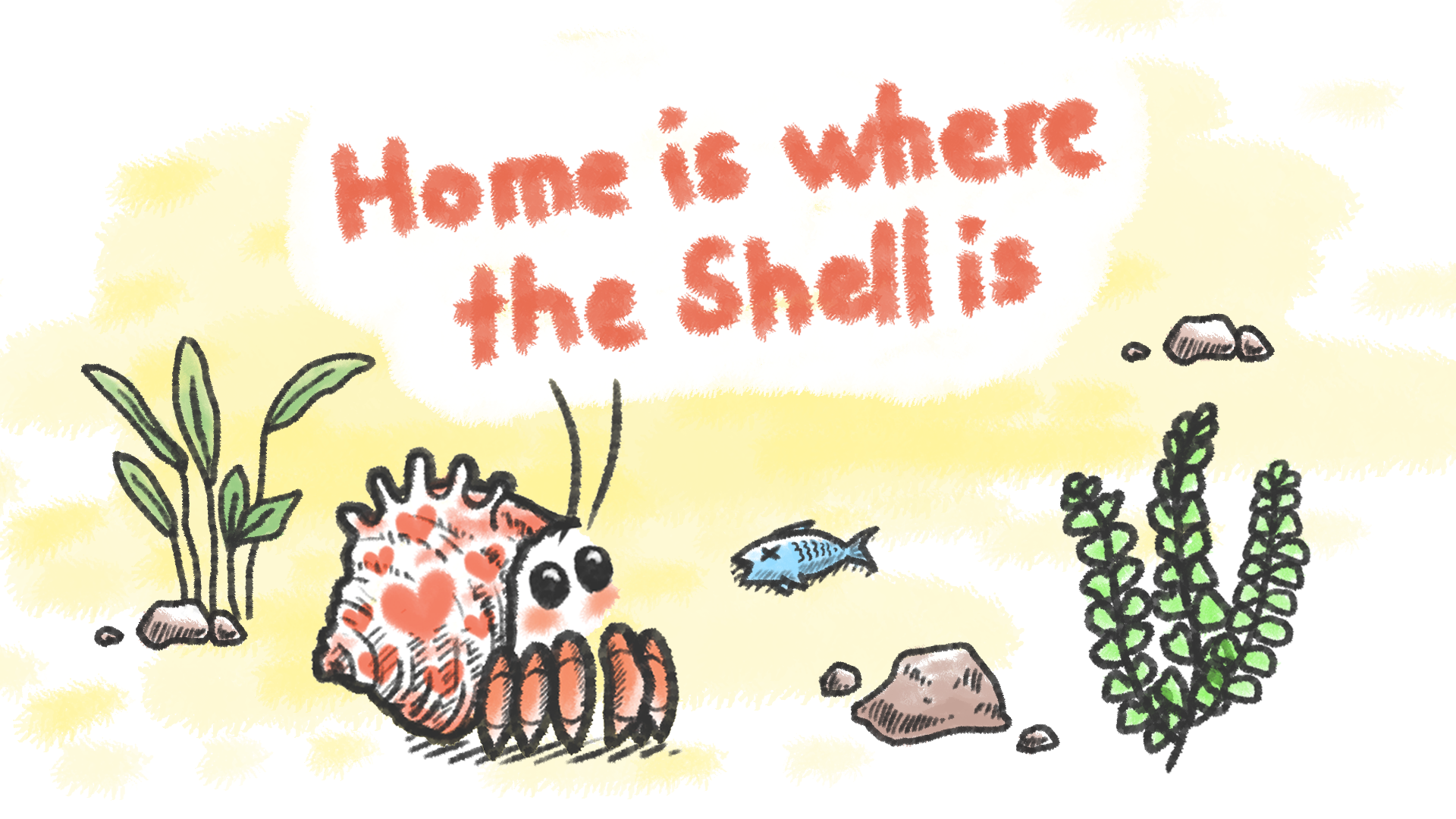 Home is where the Shell is