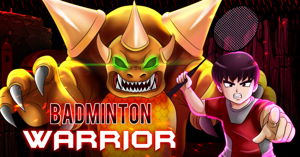 Badminton Warrior Chinese New Year Edition!