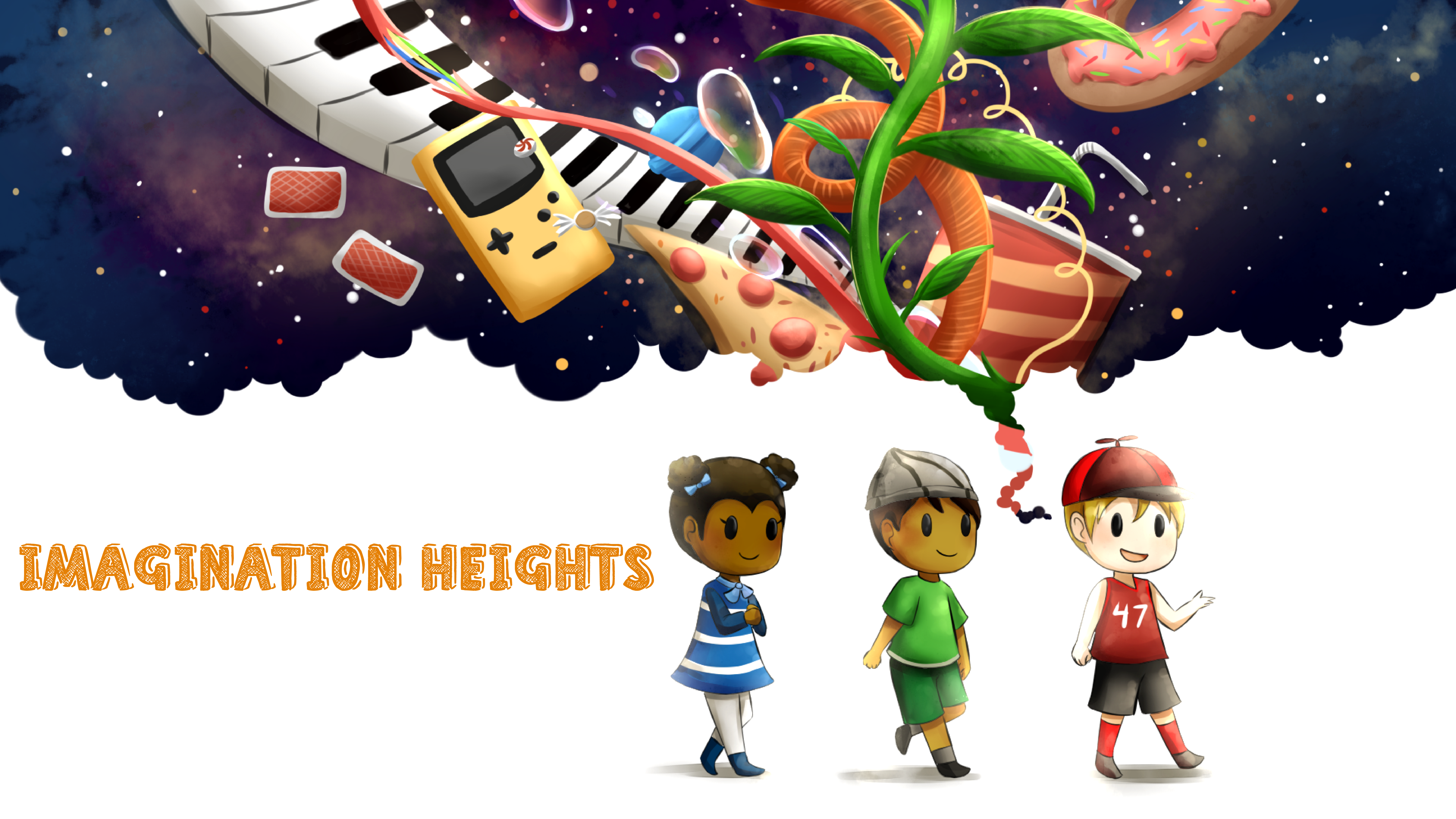 Imagination Heights