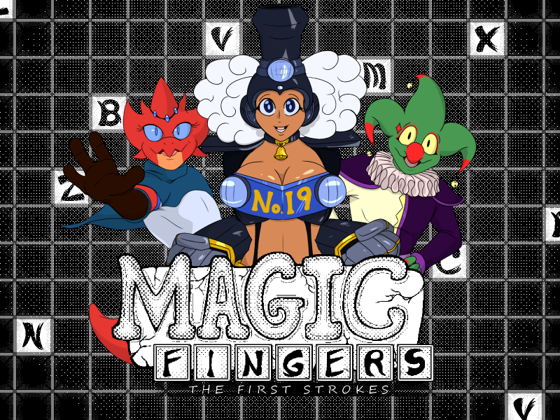 Magic Fingers (The First Strokes) Demo