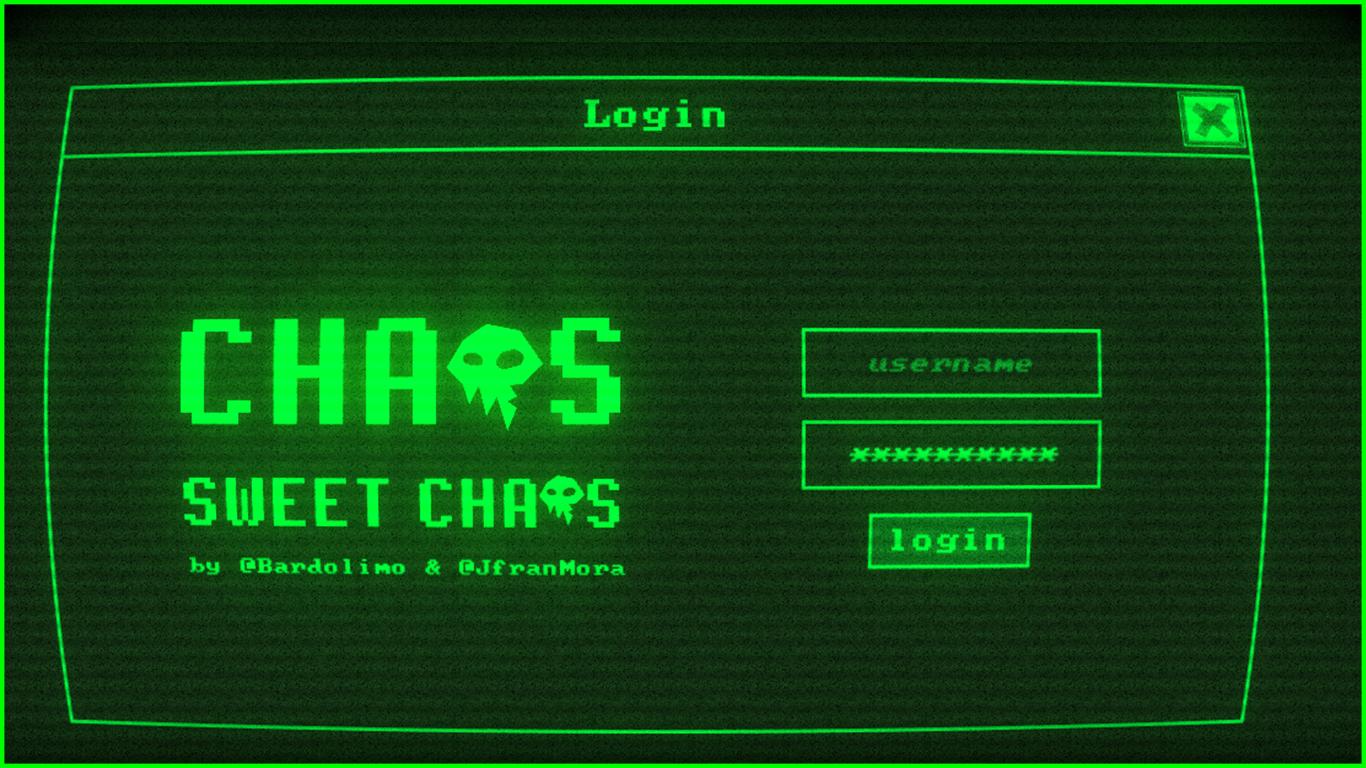 Chaos, sweet chaos