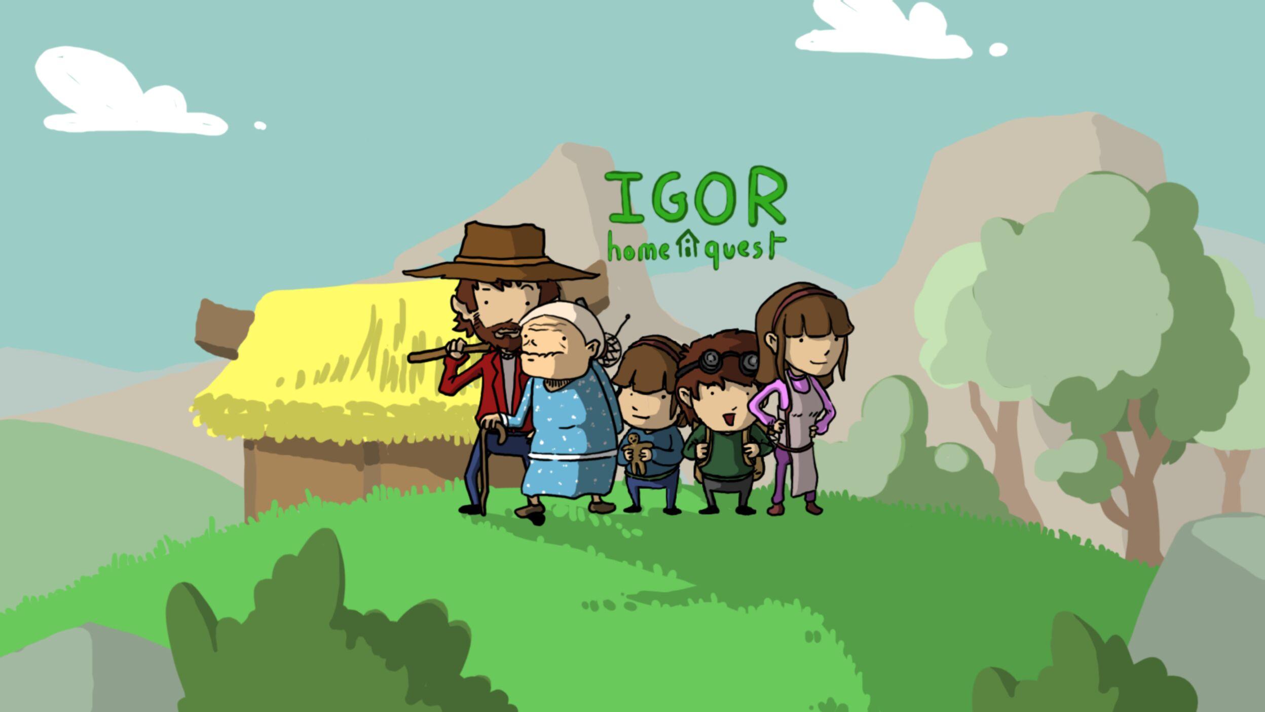 Igor home quest