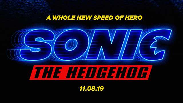 SONIC THE HEDGEHOG THE MOVIE THE GAME